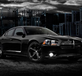Dodge Charger Blacktop 2012. Дизайн от Dr. Dre