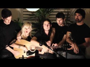 Одна гитара на всехSomebody That I Used to Know - Walk off the Earth (Gotye - Cover)